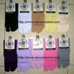Kaos kaki Casual Jempol Pendek, warna mix, alternatif muslimah