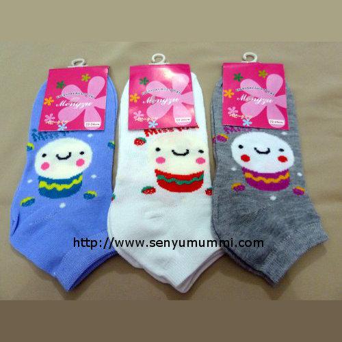 kaos kaki wanita dibawah mata kaki no socks