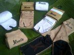 kaos kaki Kanik Infinity telapak hitam, produk istimewa dari kanik