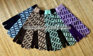 Kaos Kaki Soka Essentials Batik Parang