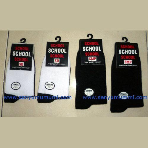 kaos kaki smart school untuk anak SD dan SMP