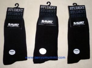 Kaos kaki smart student untuk anak sekolah