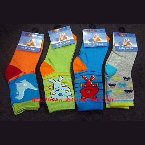 kaos kaki untuk bayi
