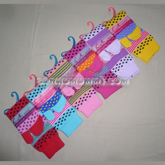 Kaos kaki fashion Jempol JXZ 13