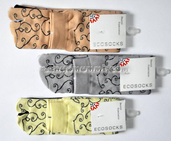 kaos kaki soka eco sock vintage batik